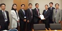 JR東海とJR東日本間のICカード連結するための要望活動