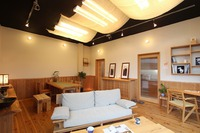 ■ 本日開催します!■大井川素材でつくる「木の家」モデルルーム見学会/アクトCafe+木の住まいづくり研究所