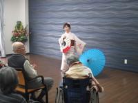 日本舞踊 葵会の皆様