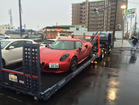 すべてのモデル アルファ ロメオ 4c 納車 : autospec.eshizuoka.jp