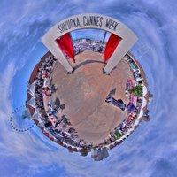 「海辺のマルシェ」  シズオカ×カンヌウィーク2017 (360度パノラマ)