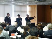「平成26年度 産学共同研究成果発表会」開催しました(前編)