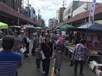 富士本町「軽トラ市」に行ってきました!