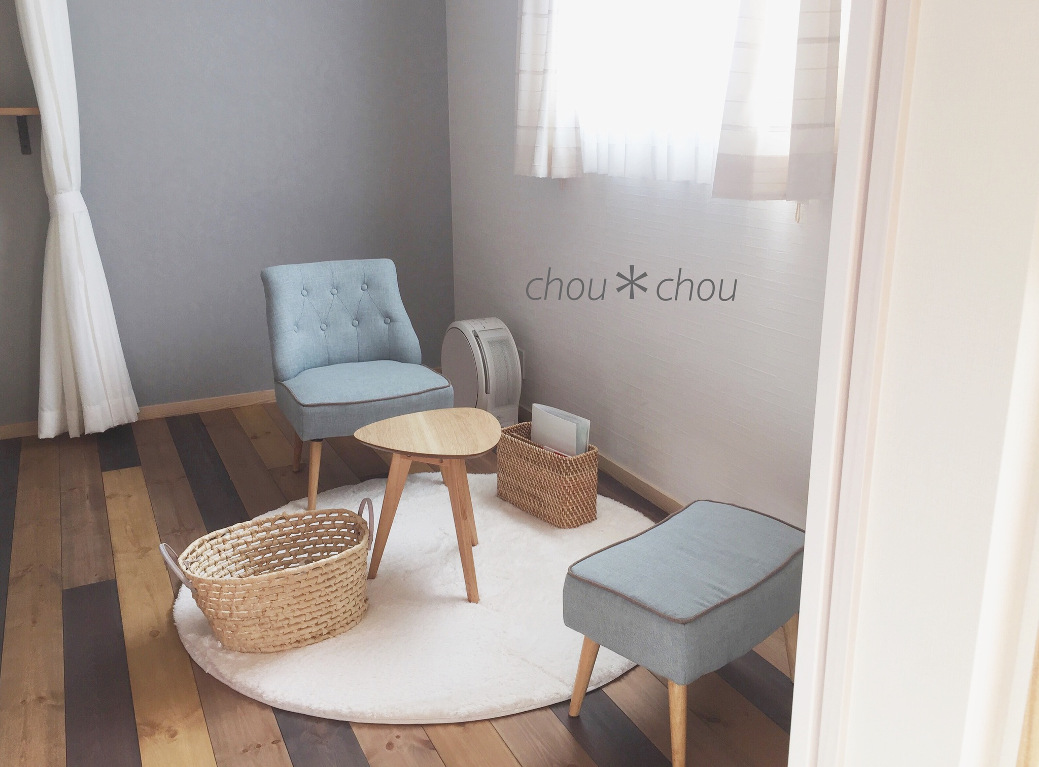 Chou chou for Salon by k chou