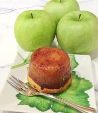 タルトタタンのリンゴが変わりました。
