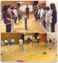 「菊川市高齢者向け健康教室」でリアル野球盤