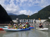 【レポ】 水の恵み体感ツアー ~ダムで遊びダムに学ぶ~