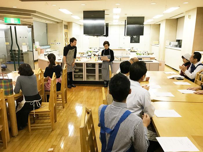 2月定例会 プロ秘伝、「カンタン&美味しい」料理教室を開催しました