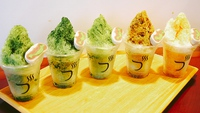 明日から1週間、静岡マルイ前で雅正庵のかき氷が食べられる!!