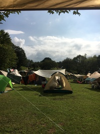 キャンプ~