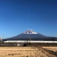 今朝の富士山 1月18日