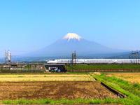 今朝の富士山 4月21日