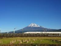 今朝の富士山~11月21日~