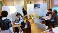 Happy Cafe VOL.32のお礼と縁結び会の変更の報告