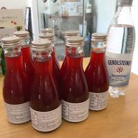 赤いジンジャーコーディアル(辛口)