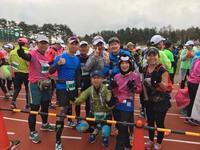 チャレンジ富士五湖ウルトラマラソン報告
