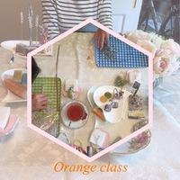 5月のOrange class