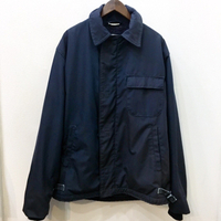 1990s US Navy A-2 Deck Jacket Navy Color
