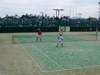 次男 高校テニスインターハイ予選