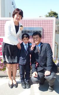ビバ卒園 & ジャパン建材フェアに行きました