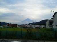道端の富士山