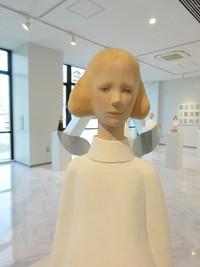 彫刻家 竹下真澄さんの個展