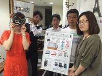 七間町xカンヌコレクション④ 白形傳四郎商店 茶の実油