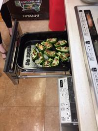 IHお料理教室開催しました。