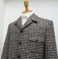 バルカラー、上衿変更など変わり型ジャケットもオーダーメイド!