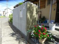 塀の塗り替えリフォーム静岡