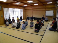 3月の茶道教室