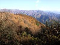 紅葉ハイキング/乾徳山