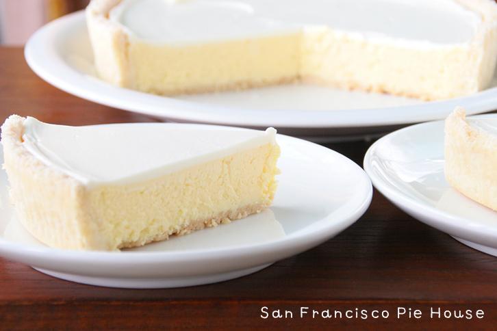 サンフランシスコパイハウスチーズケーキ