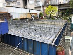 静岡市清水区追分 Y様邸 基礎工事