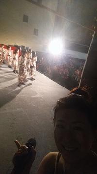 駅南銀座夜店市ステージに出演しました。