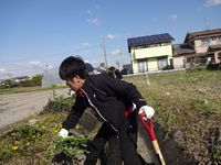 平成30年4月17日 恒例の土木作業ミッション?!