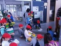 湯日小学校2.3年生 町探検