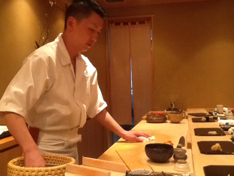 蕎ノ字・sonoji てんぷら食って蕎麦で〆る:鮨 青空 はるたか 蕎ノ字・sonoji てんぷ
