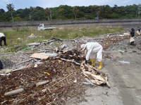 御前崎海洋クラブ 2017年 春の海岸清掃