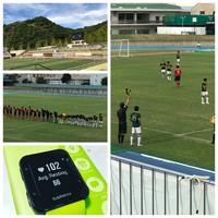 トレーナー冥利につきる:静岡市 えがおの整骨院 静岡学園サッカー部 プリンスリーグ