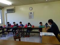 伊久美小学校 1,2年生いくみ探検